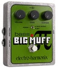 Electro-Harmonix BASS-BIG-MUFF-PI Bass Big Muff Pi Distortion/Sustainer Pedal for Bass Guitars