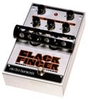 Electro-Harmonix BLACKFINGER Optical Tube Compressor Pedal, PSU Included BLACKFINGER