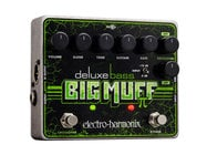 Electro-Harmonix Deluxe Bass Big Muff Pi Fuzz Pedal for Bass Guitars
