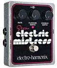 Electro-Harmonix STEREOELECTRICMSTRSS Stereo Electric Mistress Flanger/Chorus Pedal, PSU Included