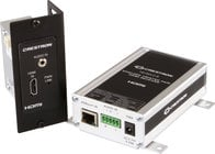 Crestron HD-EXT4-C 4K HDMI Over HDBaseT Extender with Analog Audio, Black