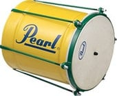"""Pearl Drums PBC-80SS 8"""" Steel Cuica"""