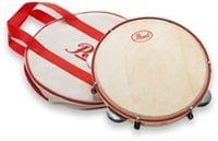 """Pearl Drums PBP-510 10"""" Pandeiro with Bag"""