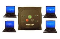 DSan PC-USB-4 Multi-Cue Port Expander for use with PerfectCue Systems DSA-PC-USB-4