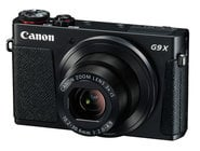 Canon PowerShot G9 X Mark II [RESTOCK ITEM] 20.1MP Compact Camera in Black or Silver POWERSHOT-G9X-RST-01