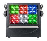 Elation PALADIN-HYBRID 24x40W RGBW LED Hybrid Strobe-Wash-Blinder with Zoom-IP65 Rated