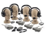 Anchor PRO-540-ANCHOR Pro-Link 500 Intercom System with 4 Headsets