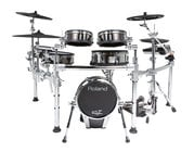 Roland V-Drums TD-50KV-S Bundle 6-Piece Electronic Drum Kit with extra PD-108-BC Pad and Mount
