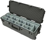 SKB Cases 3i-4213-12DT  iSeries 4213-12 Case with Think Tank Designed Lighting Stand Dividers 3i-4213-12DT