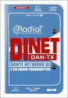 Radial Engineering DAN-TX Dante DI transmitter DAN-TX