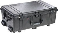 Pelican Cases 1650NF Large Case with Wheels and WITHOUT Foam Interior