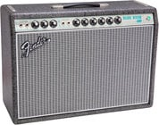 "Fender Limited Edition '68 Custom Deluxe Reverb [DISPLAY MODEL] 1x12"" Tube Guitar Amp 22W, Gunmetal Gray DELUXE-REV-68GG-DIS"