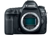 Canon EOS 5D Mark IV Body with Canon Log 30.4MP EOS Digital SLR Camera Body Only