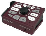 TC Helicon PERFORM-VG Mic-Stand-Mount Effects Processor for Vocals and Acoustic Guitar