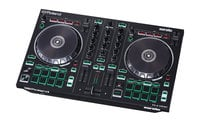 Roland DJ-202 2-Channel Compact Serato DJ Controller