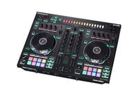 Roland DJ-505 2-Channel Serato DJ Controller with Drum Machine & Sequencer