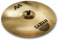 "Sabian 22012 20"" AA Medium Ride Cymbal in Natural Finish 22012"
