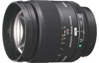 Sony SAL135F28 135mm F2.9 Telephoto Lens