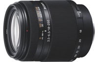 Sony SAL18250 18mm-250mm Zoom Lens