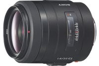 Sony SAL35F14G 35mm F1.4 Wide Angle Lens