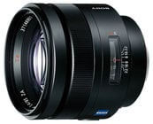 Sony SAL85F14Z Telephoto Lens, 85mm F1.4