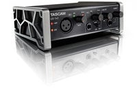 Tascam US1X2 US-1x2 2 In - 2 Out USB Audio Interface