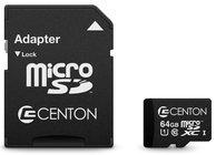 Centon S1-MSDXU1-64G  64GB MicroSDXC UHS-1 Card S1-MSDXU1-64G