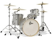 """Gretsch Drums CM1-E824S Catalina Maple 4 Piece Shell Pack with 12"""", 16"""" Toms, 18""""x22"""" Bass Drum, 6""""x14"""" Snare Drum"""