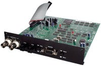 Optional 2 Channel Output Card, 192kHz