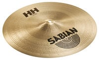 "Sabian 11623 16"" HH Suspended Cymbal in Natural Finish 11623"