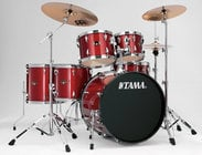 Tama Ready To Rock Imperialstar 6-Piece Drum Set with Meinl Cymbal Pack and Hardware IP62C-CANDY-APL-MIST