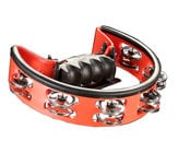 Pearl Drums PTM-50BHR Ultra-Grip Tambourine with Brass Jingles