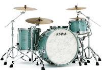 Tama TW42ZSATW 4 Piece STAR Drum Walnut Shell Pack in Antique White Finish
