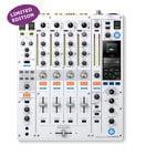 Pioneer DJM-900NXS2 White 4-channel DJ Mixer, White DJM900NXS2-W