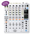 Pioneer DJM900NXS2-W White 4-channel DJ Mixer, White