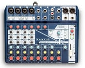 Soundcraft Systems Notepad-12FX Small-Format Analog Mixing Console with USB I/O and Lexicon Effects