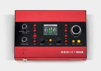 Focusrite Pro RedNet X2P 2 x 2 Dante Interface with Red Evolution Mic Pres REDNET-X2P