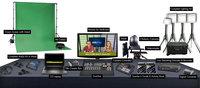 Datavideo Corporation EPB-2100  Educator's Video Production Bundle with Cameras