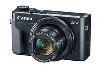 Canon POWERSHOT-G7-X-MKII PowerShot G7 X Mark II 20.1 MP Compact Digital Camera in Black
