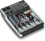 Behringer QX1002USB 10 Channel 2-Bus USB Mixer with Klark Teknik FX