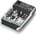 Behringer Q502USB 5-Ch 2-Bus USB Mixer