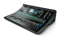 Allen & Heath SQ-6 Digital Mixer with 48 Channels and 36 Bus, 120V