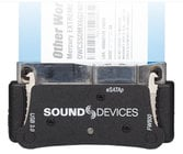 Sound Devices PIX-CADDY-2 SSD Mount Accessory for PIX HD Recorders