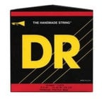 DR Strings FL5-45 Medium 45-125 Flatwound Legend 5-String Electric Bass Strings FL5-45
