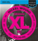 "D`Addario EXL170-5SL .045-.130"" Super Long Scale 5-String Electric Bass Strings"