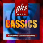 GHS M6000 Medium Bassics Standard Long Scale Electric Bass Strings