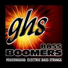 GHS M3045 Medium Bass Boomers Long Scale Electric Bass Strings