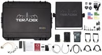 Teradek TER-10-0965-1V Bolt 1000 Deluxe Kit SDI/HDMI Wireless Video Transceiver Set with Receiver V Mount Included