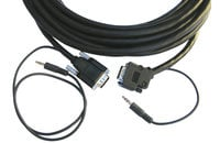 Kramer CP-GMA/GMA-XL-35 15-pin HD & Audio Plenum Cable