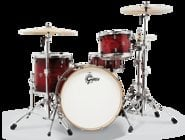 "Gretsch Drums CT1-R443C Catalina Club Rock 3-Piece Shell Pack with 24"" Bass Drum"
